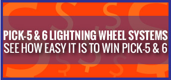 Lottery Wheeling Systems Pick 5